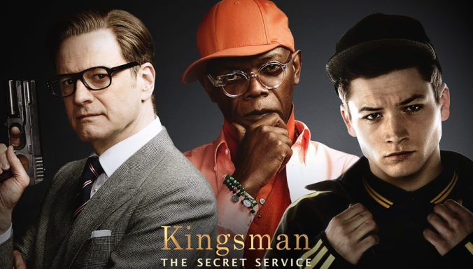 Image result for kingsman poster